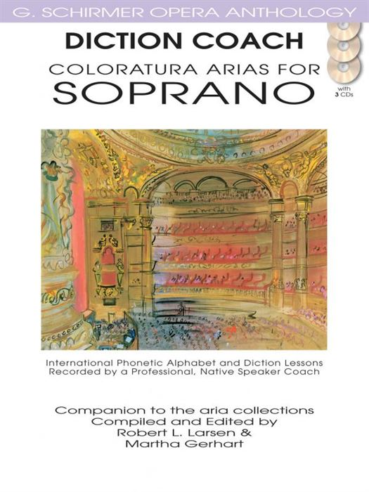 Diction Coach - Opera Anthology - Coloratura Sopra