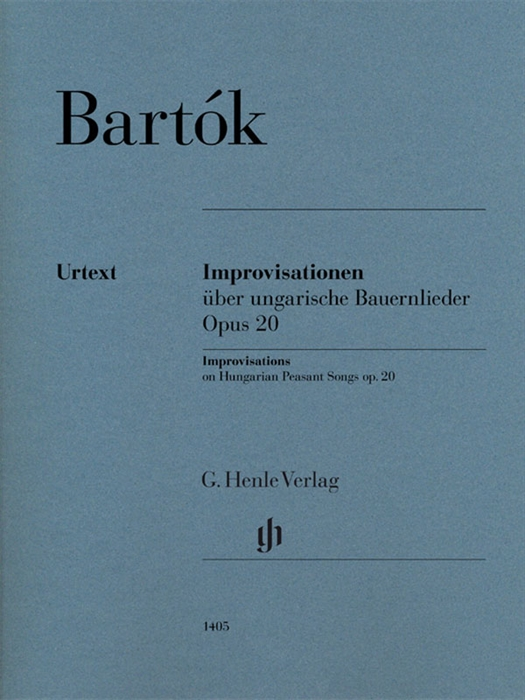 Bartok - Improvisations on Hungarian Peasant Songs op. 20