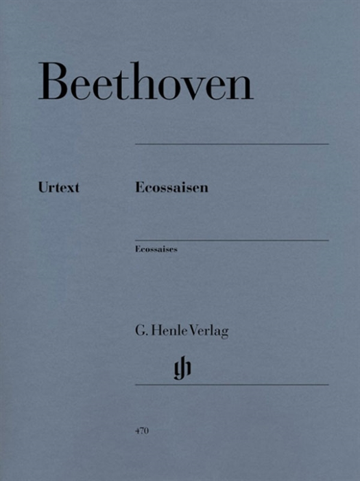 Beethoven - Ecossaises WoO 83 and WoO 86