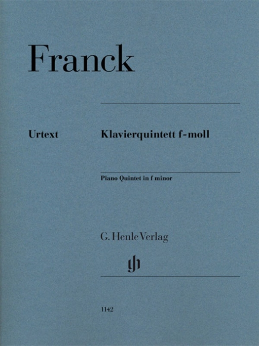 Franck - Piano Quintet in f minor