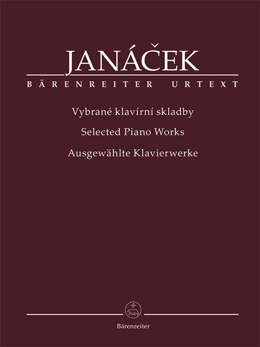 Janácek - Selected Piano Works
