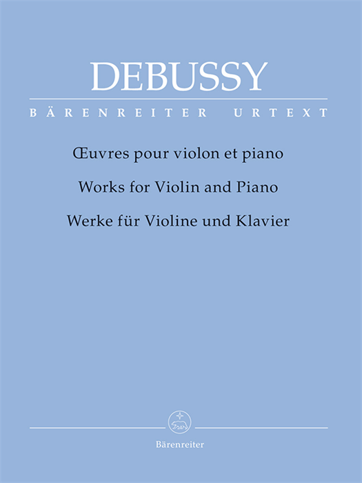Debussy - Works for Violin and Piano