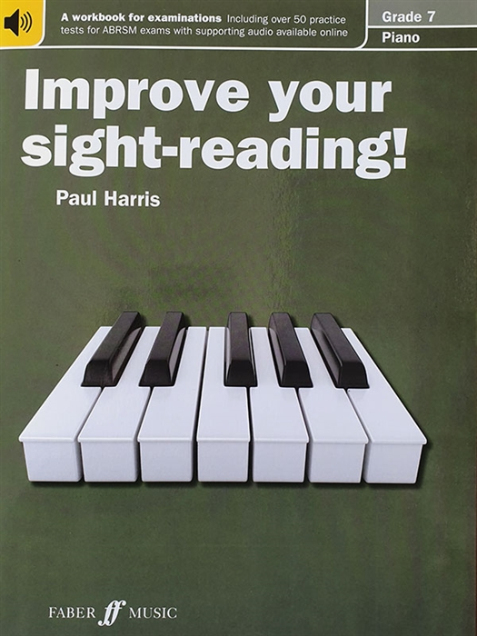 Paul Harris - Improve your sight reading - Piano Grade 7