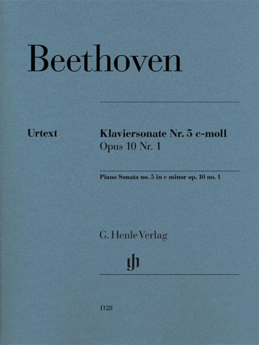 Beethoven - Piano Sonata no.5 in c minor op.10 no1